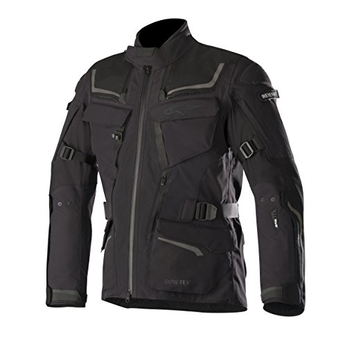 Revenant Gore-Tex Pro Waterproof Motorcycle Riding Jacket for Tech-Air Street Airbag System (XL, ()