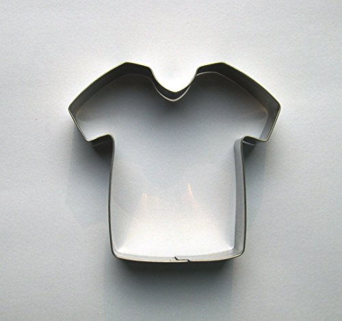 Shirt Lawman (LAWMAN Sport Wear T-shirt Jersey Fondant Pastry Baking Cookie Cutter)