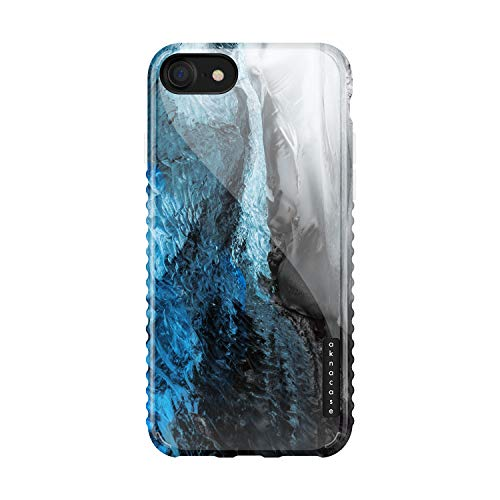 iPhone 8 & iPhone 7 Case Marble, Akna Sili-Tastic Series High Impact Silicon Cover for iPhone 8 & iPhone 7 (651-U.S)