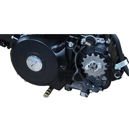 Motor de 4 recorridos de 125 cc con transmisión automática con retroceso, arranque eléctrico para ATV de 50 cc, 90 cc, 110 cc, 125 cc - Go Karts, Coolster, ...