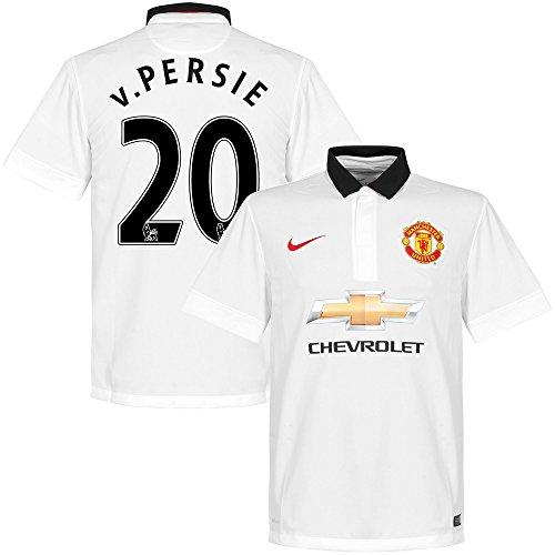 Manchester United Away v. Persie Jersey 2014 / 2015 - XXXL