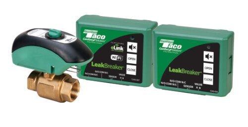 Taco LBW-075-H-1LF Leak breaker, Wifi Npt Valve & Actuator, 3/4''