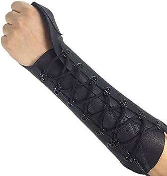 3 Finger Gloves Shooting Equipment Arm Guard Recurve Bow Strap Finger Guard HS