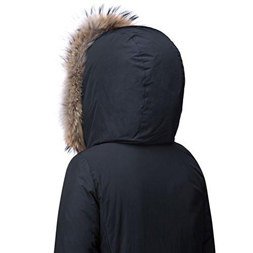 Eugene l Coat W´s Navy Dark Woolrich gS5TXAqx