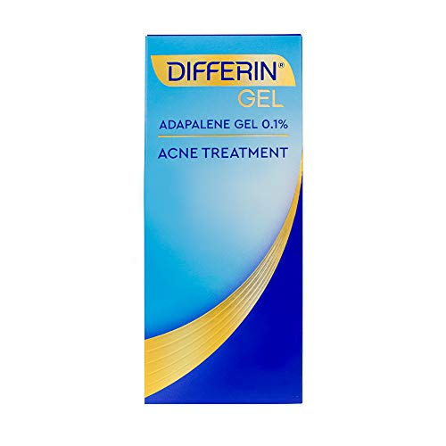 Acne Treatment Differin Gel, 30 Day Supply, Retinoid Treatment for Face with 0.1% Adapalene, Gentle Skin Care for Acne…