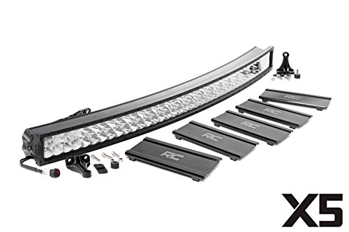 Top 2 recommendation 52″ curved light bar rough country 2019