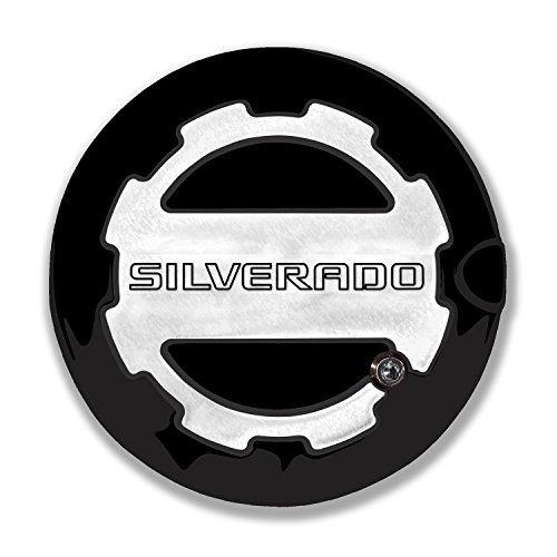 2011 chevy silverado door logo - 4