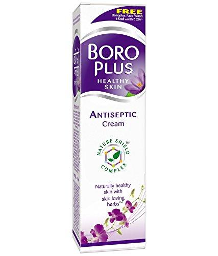 2 x Boroplus Antiseptic Cream Pack 80 ml each (160 gms)
