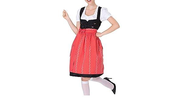 CRE87 Vestido de Mujer para Oktoberfest, Cosplay, Falda, Vestido ...