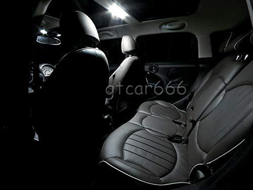 Kit di 12 lampadine allo Xeno a LED per Interni Volvo S80 2007-2013 FidgetKute