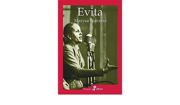 Evita eBook: Marysa Navarro, Edhasa: Amazon.es: Tienda Kindle