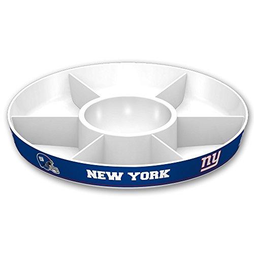 NFL New York Giants Party Platter, White ()