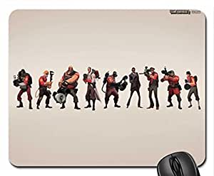 Team Fortress 2 Mouse Pad, Mousepad (10.2 x 8.3 x 0.12 inches)