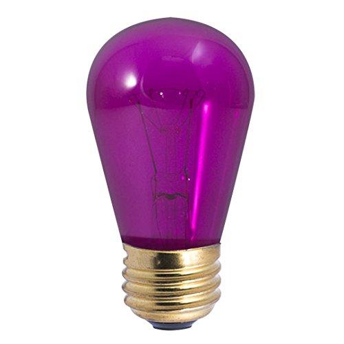 Purple Led Light Bulbs in US - 7
