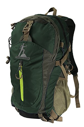 The Day Hiker 40L Backpack (Green) For Sale