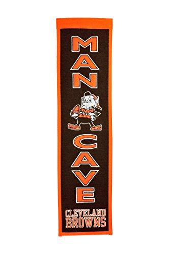 (Winning Streak NFL Cleveland Browns Man Cave)