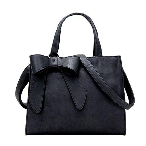 Sugar Milly Tote Bag (Black) - 3