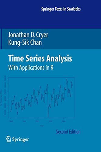 (Time Series Analysis: With Applications in R (Springer Texts in)