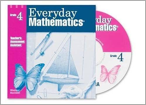 Everyday Math Assessment Management System Supplement CD