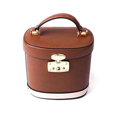 colore Brown Rxf Dimensioni Borsa S Brown A Secchiello Per Shopping Casual qY0qr