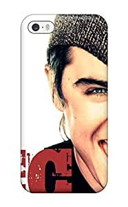 Diushoujuan 6152850K54095950 Excellent ipod touch4 Case Tpu Cover Back Skin Protector Zac Efron
