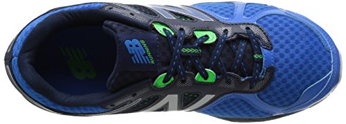 New Balance M670 Running Fitness, Men's Sports Shoes Blue (Electric Blue (466))