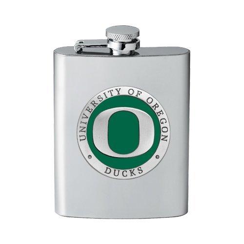 (1pc, Pewter University Of Oregon Flask)