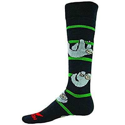 Red Lion Lazy Sloth Knee High Athletic Sock - Standard Merchandising