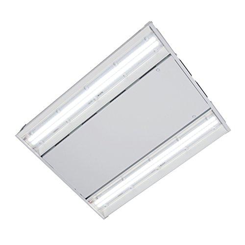 - Metalux VHBLED-LD1-12-W-UNV-L840-CD1-U VHBLED 70W Enamel Integrated LED High Bay Light 4000K CCT, White