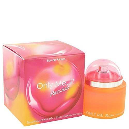 Only Me Passion by Yves De Sistelle Eau De Parfum Spray 3.3 oz for Women by Yves De - Ounce 3.3 Passion Spray