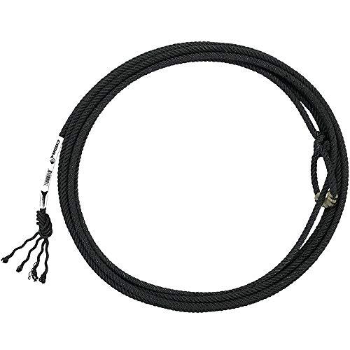 Head Rope - Fast Back Rope Mfg Co. Cobra 4 Strand Head Rope Black XS