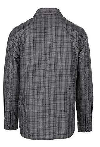 Echo Tactical Grey de 5 manga camiseta 11 larga q1HRA7