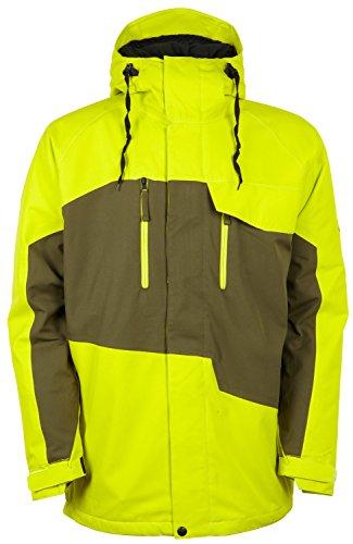 686 Geo Snowboard Jacket Mens Sz M