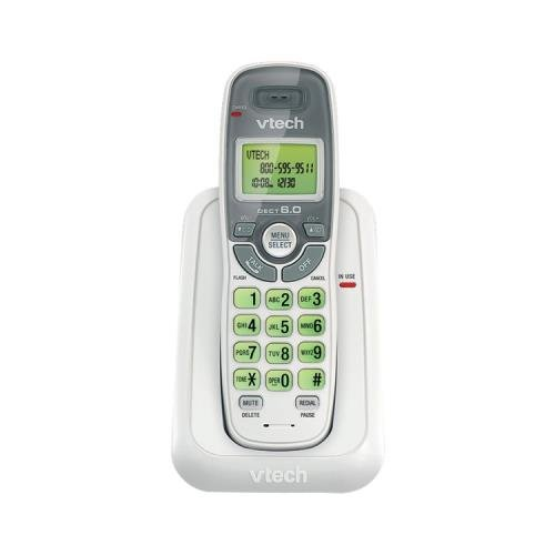 VTECH VTCS6114 DECT 6.0 Cordless Phone System (without Digital Answering System)