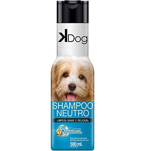 Shampoo Neutro Kdog para Cães