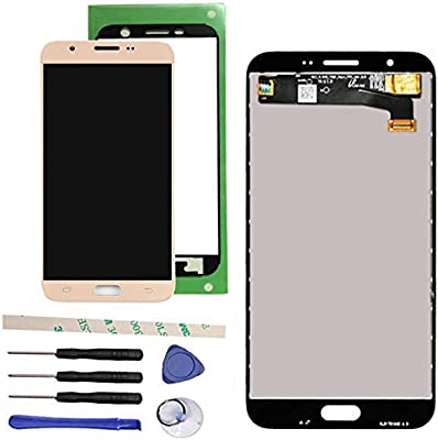 3aaba16c2 Draxlgon Tested LCD Display Touch Screen Digitizer Assembly for Galaxy J7  Prime 2017 J727 J727U SM-J727T SM-J727T1 J727R4 J727V J727P Sky Pro SM-J727A  ...