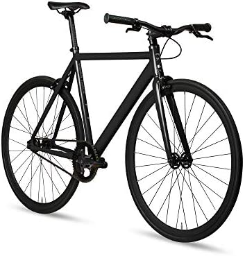Fixed Gear 25.4 x 350mm Aluminum Handlebar SpeedPark Urban Bike
