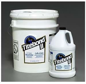 Franklin internacional f4137 5 galones titebond ii premium - Pegamento para plastico resistente al agua ...
