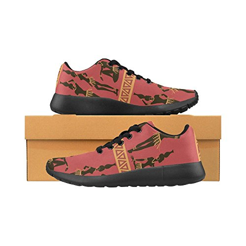 Interesprint Mujeres Trail Running Zapatos Jogging Ligero Deportes Walking Athletic Sneakers Multi 2