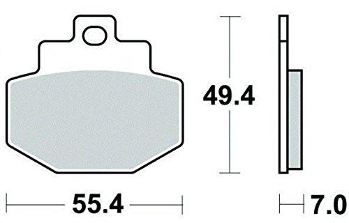 Blister di freno OEM Scooter Piaggio 300/Vespa GTS 2008/a 2016/nove