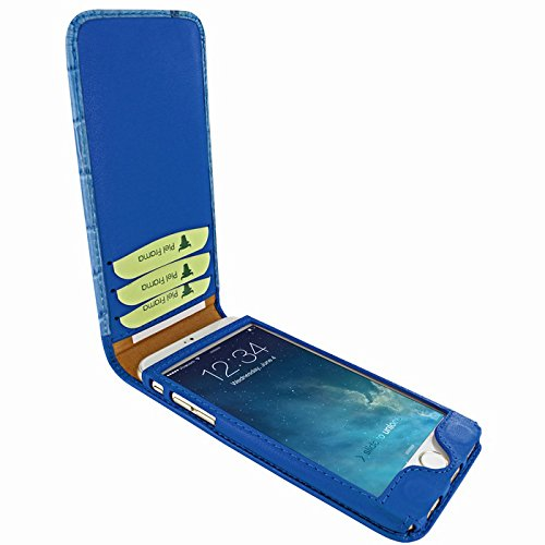 Piel Frama 682SWB PIELFRAMA 682SWB Swaro Classic Case für Apple iPhone 6 in blau