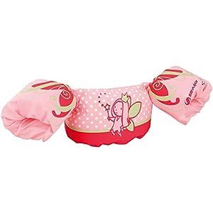 Sevylor Puddle Jumper flotadores para bebes, anillo flotador bebe de 2 a 6 años, de 15 a 30 kg, alas de agua para niñas y niños, Cinturón de natación, ayuda para nadar con cierre de seguridad