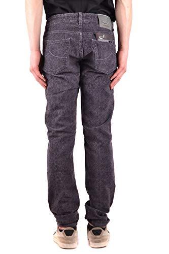 Jacob Hombre Cohen Azul Algodon Mcbi33357 Jeans qZaxqA