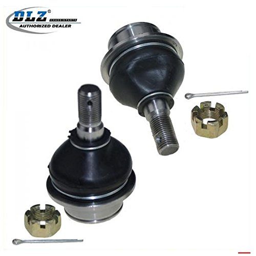 DLZ 2 Pcs Front Lower Ball Joint Compatible with 1997-2003 Ford F-150 1997-1999 Ford F-250 1998-2001 Ford Ranger 1995-2005 Ford Explorer 1997-2002 Ford Expedition 2001-2005 Ford Explorer Sport Trac (Joint Ford Replacement Ball)