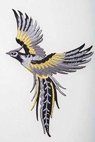 - Falcon Patterned Crewel Embroidery Kit Needle Work Bird Hawk Kite Stump Work