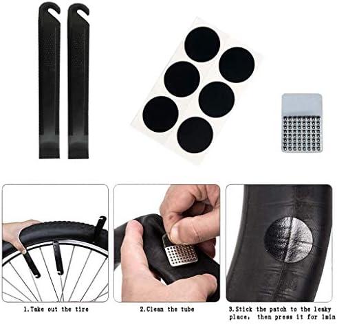 """Vélo Bicyclette Pneu Tube Intérieur 16 in X 1.60-2.125/"""" Durable Lisse environ 40.64 cm"""