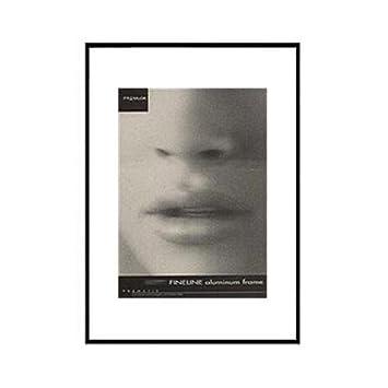 Amazoncom Fineline Picture Frame Color Black Size 16 X 20