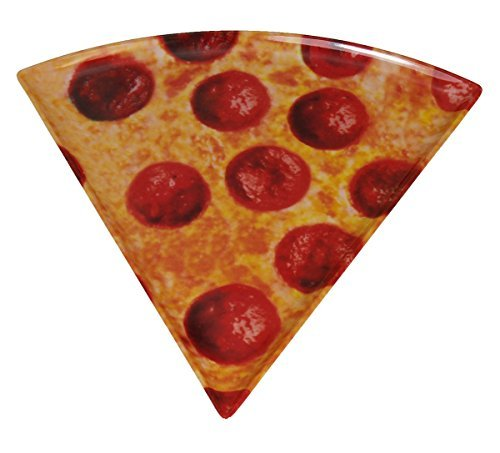 (Kitchen Collection Pepperoni Pizza Plate 09368)