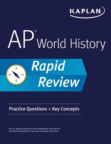 AP World History Rapid Review: Practice Questions + Key Concepts