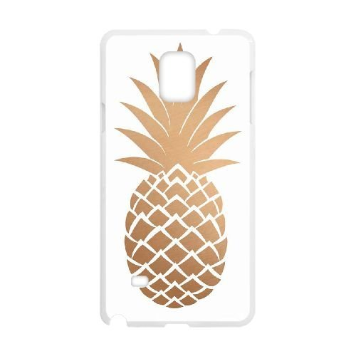 new arrival 3eb45 18297 Amazon.com: DIY Pineapple Phone Case for SamSung Galaxy note4 ...